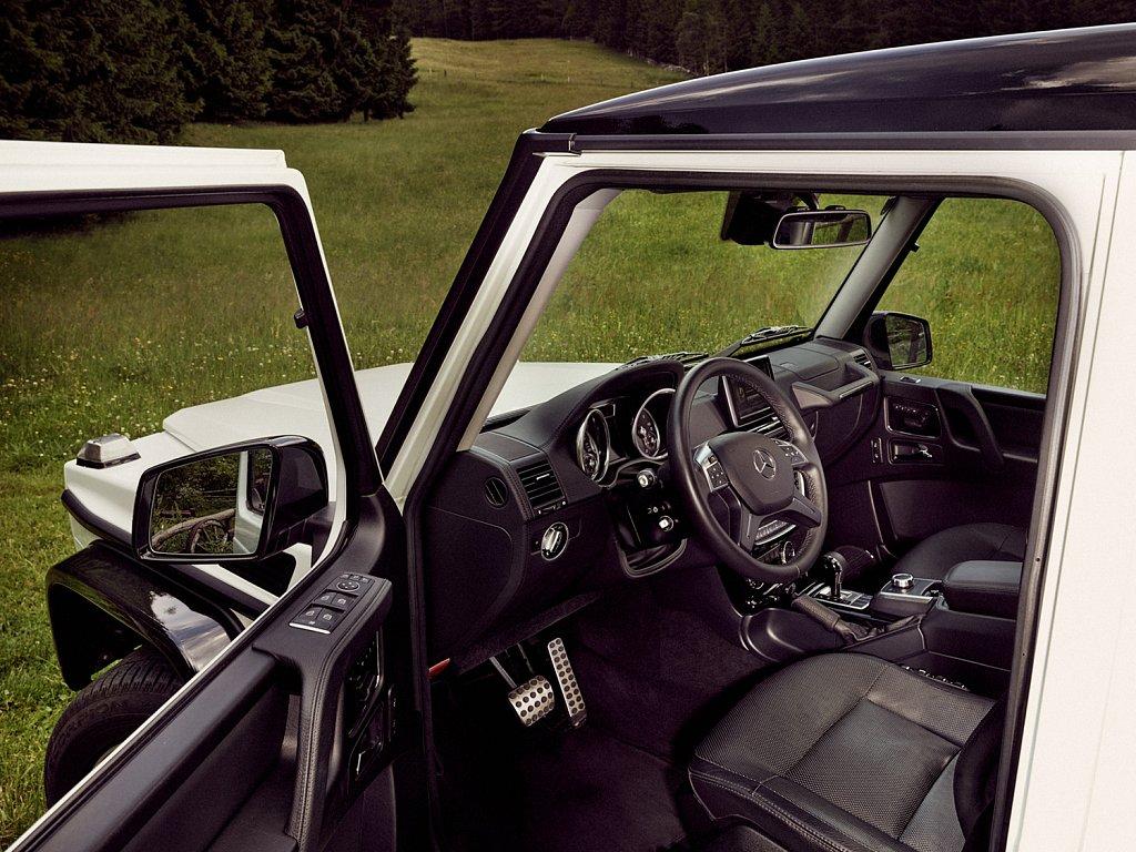 Mercedes-Benz G 350d