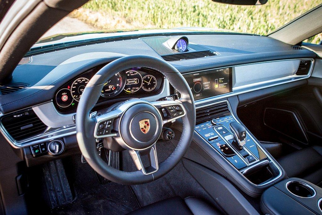 Porsche Panamera Plug-in