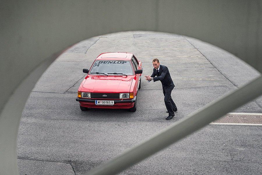 Ford Taunus by Wolf-Dieter Grabner