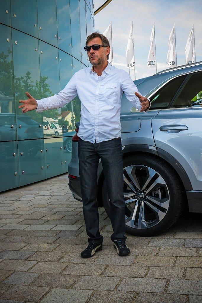 Audi Q8 Designer