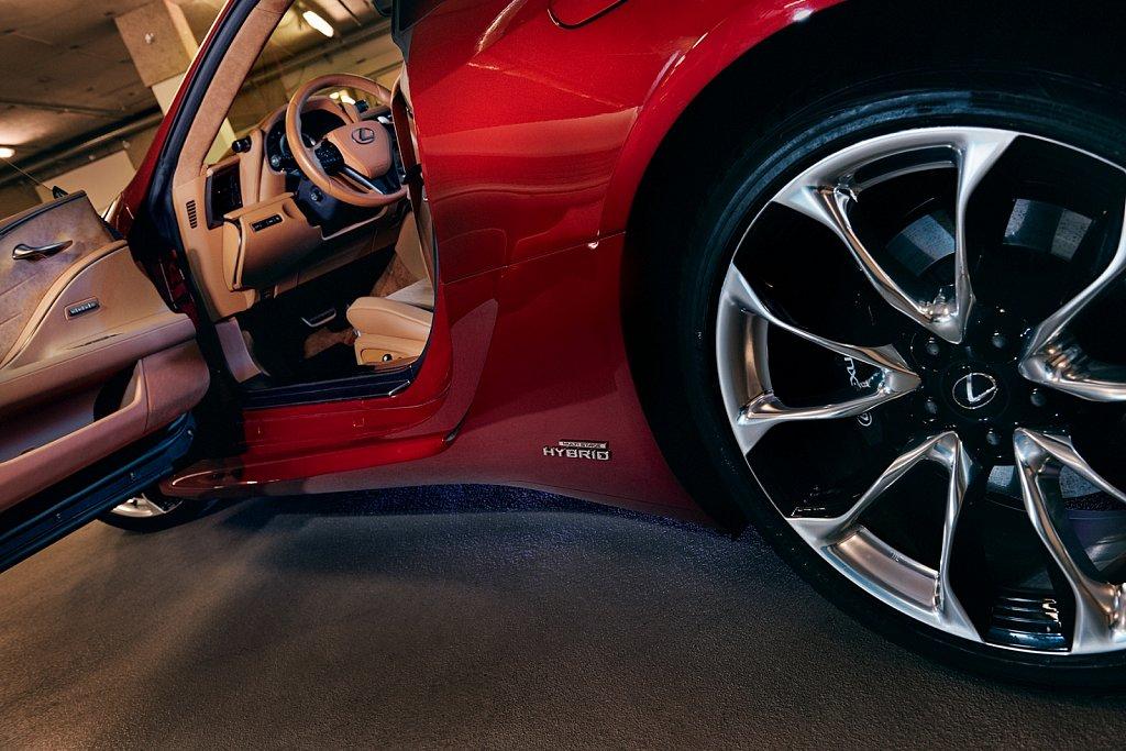 Lexus LC 550h