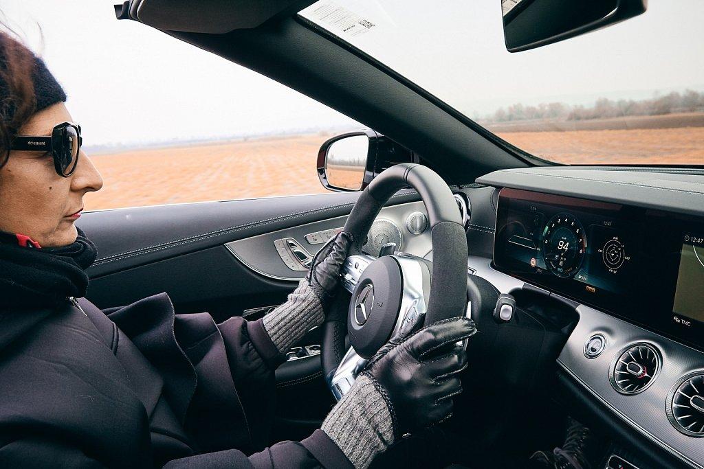 Mercedes-Benz E 53 AMG Cabrio