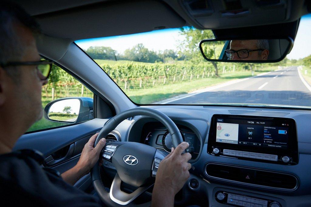 Hyundai Kona electro